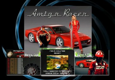Amiga Racer 3.8 is out with lots of New Features!
