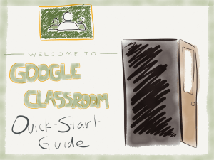 Check out the Ditch That Textbook Google Classroom Quick-Star Guide! Click here!