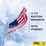 The presidential elections are a hot topic. These activities, sites and games will engage and inform your students. (Public domain image via Pixabay.com)