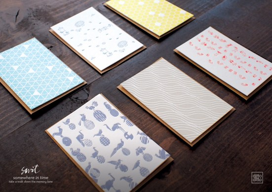 Mini Pattern Cards
