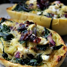 goat-cheese-spinach-squash