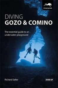 Diving Gozo & Comino by Richard Salter - cover