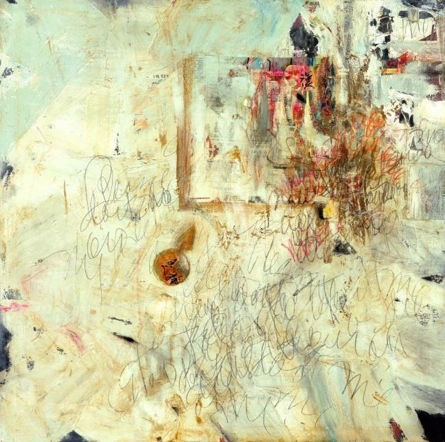 300dpi_JulienneJohnson_Chandler_2010_oil iwth mixed media_pigment transfers_with collage on canvas_30inx30in_2 sml