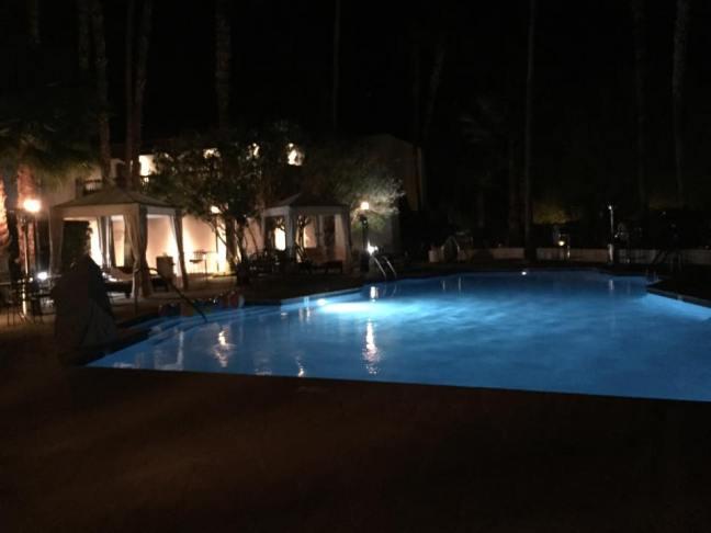 Palm Springs Casa Del Zorro