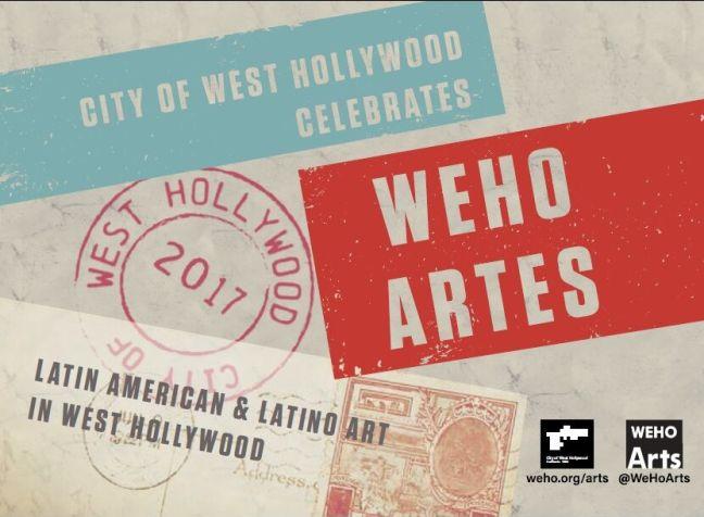 WeHo 4 Artes postcard_web