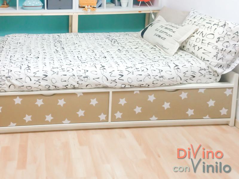 Forrar muebles con vinilo adhesivo mismo mueble y for Papel adhesivo para forrar muebles