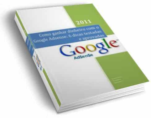 Ebook Gratuito Como Ganhar Dinheiro com o Google Adsense