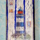 Lighthouse cutting board