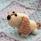 Free Crochet Pattern Puppy