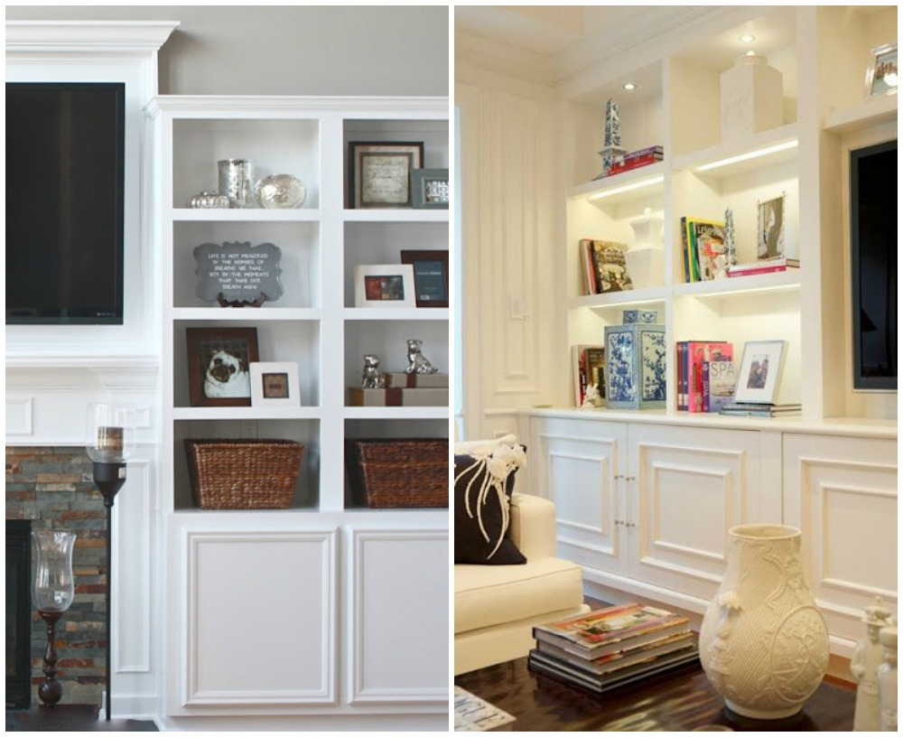 Hamptons Media Cabinet - DIY Decorator