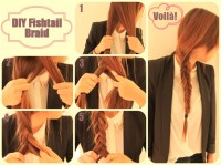 Diy fishtail