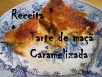 Receita Tarte de maçã caramelizada – YouTube