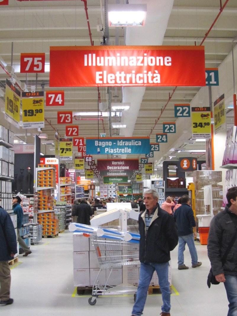 OBI ITALIA - MAGENTA