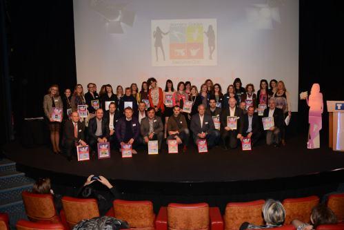"""Cerimonia di premiazione """"Élu par les femmes, pour les femmes"""""""