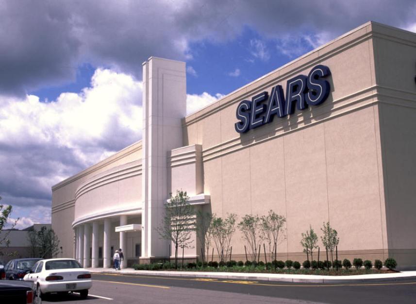 Ingresso punto vendita Sears