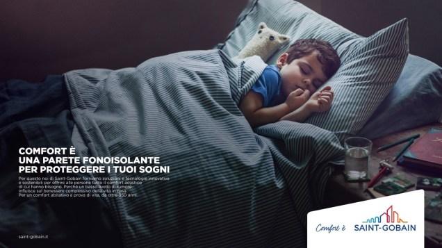 Nuova campagna adv Saint-Gobain