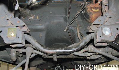 [Mustang Front Suspenstion and Upper Control Arm Rebuild Guide] 03