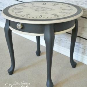 Clock-Table-2W-sq