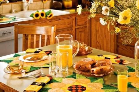 sunflower kitchen decor ideas