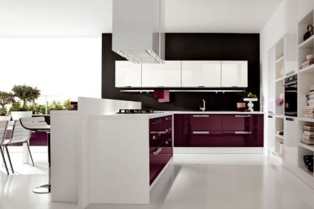 kitchen design ideas with cabinets