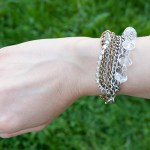 mixed chain bracelet 6