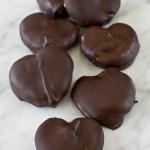 pretzel chocolate hearts 2