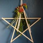 star wreath 12