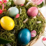 DIY Easter Eggs with Natural Dyes