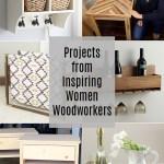 Inspiring Women Woodworkers