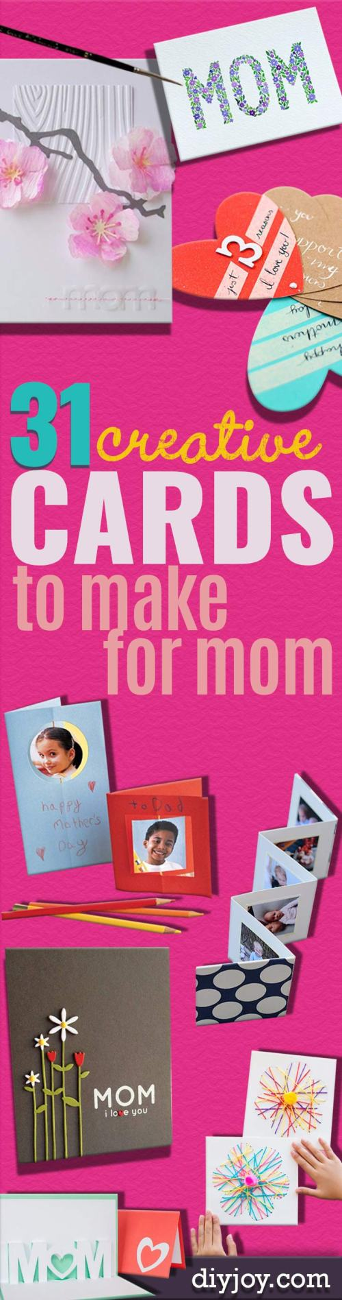 Medium Of Mothers Day Card Ideas