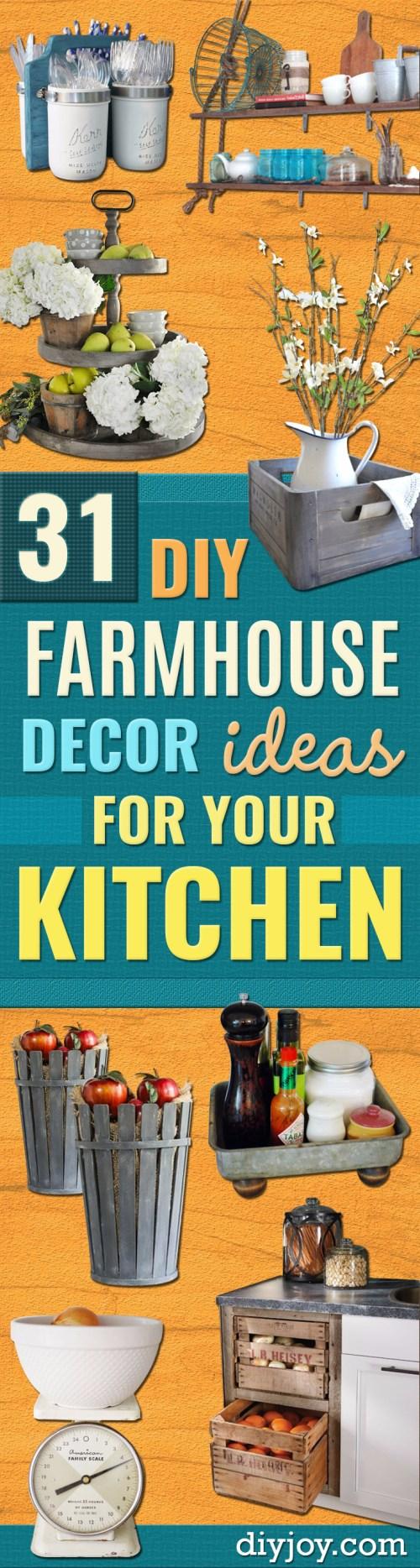 Medium Of Rustic Farmhouse Home Decor