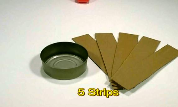 fire starter instructions