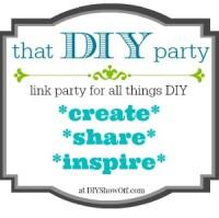 That DIY Party @diyshowoff.com