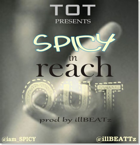 spicy reach out prod by illbeatz artwork Spicy   REACH OUT [prod. by illBEATz]