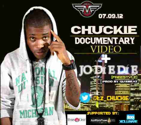 chuckie the rise jo di e di e artwork Chuckie   THE RISE [video Documentary] + JO DI E DI E [Freestyle]