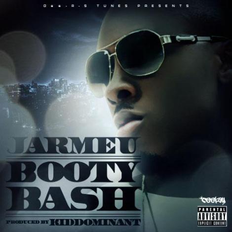 jarmeu booty bash official version artwork Jarmeu   BOOTY BASH [Official Version] + CRAZY [Freestyle]   prod. by Kiddominant
