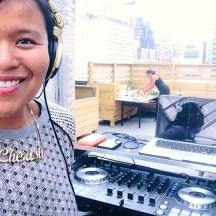 DJing at Urban Sproule, NYC