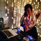 DJing Alphabet City NYC 2012