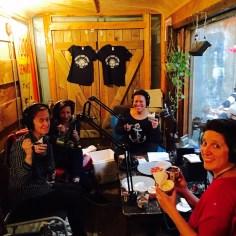 Primary Food, DJ CherishTheLuv and the Chocolate Ice Cream Taste Testers