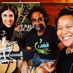 Primary Food, DJ CherishTheLuv, Joanie Leeds and Rohitash Rao