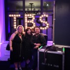 DJing for Ryan Seacrest CIVIC and TBS Samantha Bee Not The White House Correspondents Dinner in Washington DC