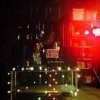 DJing Heritage Radio Network Holiday event at Brooklyn Kitchen NYC