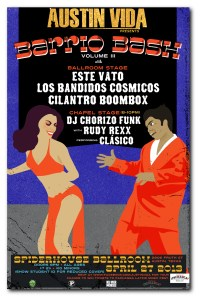 AV Barrio Bash Apr 27