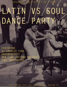 Parish-latin vs soul