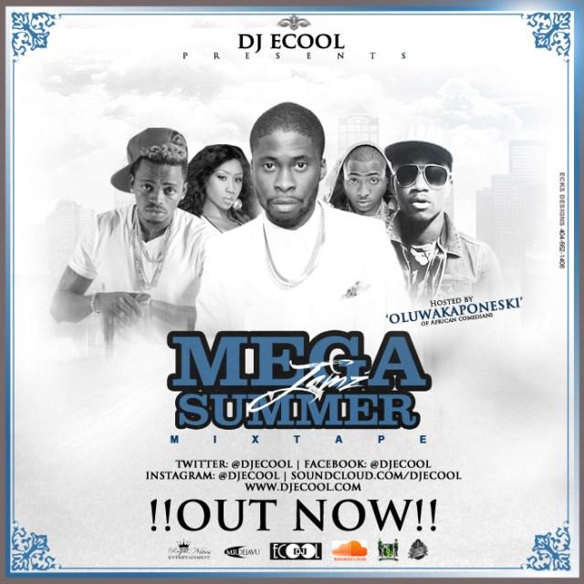 Mega summer Jamz
