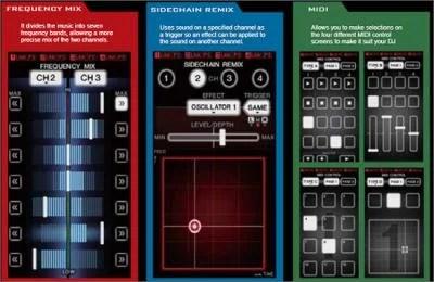 La console pioneer djm 2000 est une table de mixage dj - Table de mixage pioneer djm 2000 ...