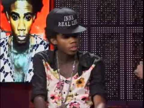 VIDEO: Alkaline Interview Onstage TV, February 22, 2014