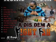 Rollie Fresh - A Dis Dem A Fight Fa (mixtape) Hosted by DJ Kenny