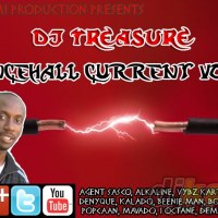 DJ Treasure Dancehall Current Vol. 2 - 2014 (April 2014) @djtreasure