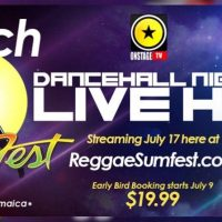 Reggae Sumfest Dancehall Night Live Stream HD
